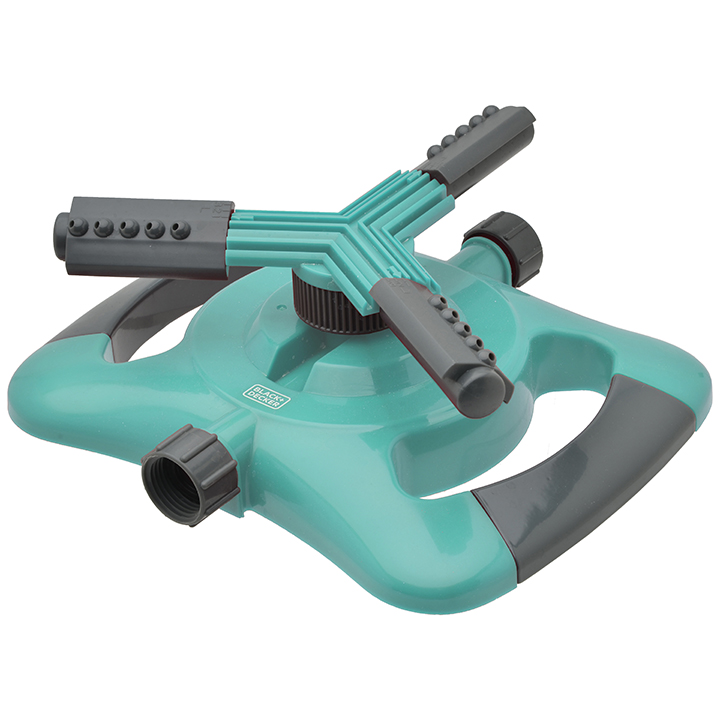 BLACK & DECKER 3 ARM WHIRLING SPRINKLER-BD1923H