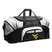 Broad Bay WVU Duffel Bag West Virginia Luggage