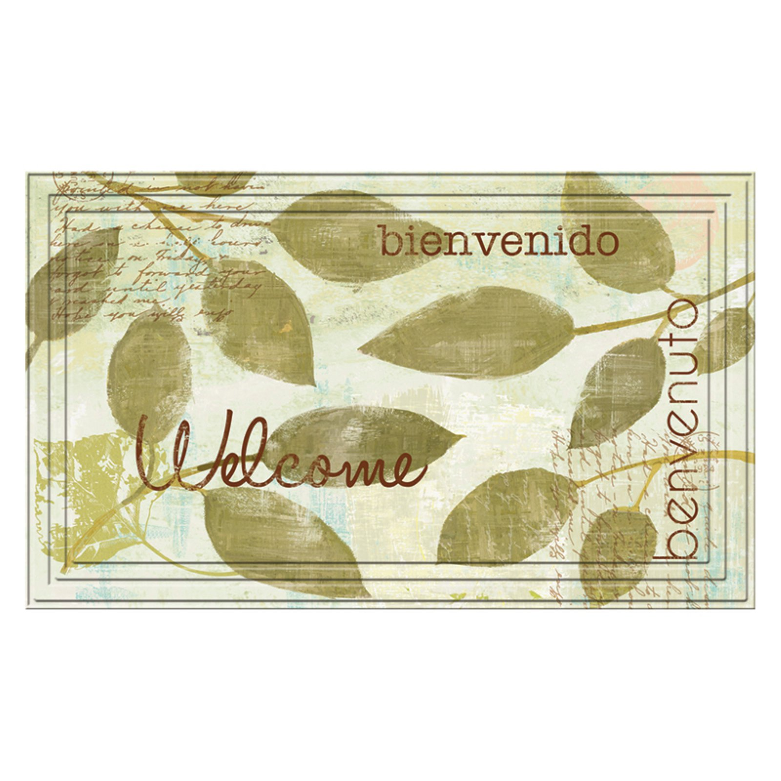 Naturelles Inspiration Door Mat