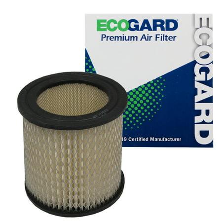 Regal Air Bags - ECOGARD XA3196 Premium Engine Air Filter Fits Buick Century, Electra, Regal, Riviera; Cadillac Allante; Oldsmobile Cutlass Ciera, Oldsmobile 98; Pontiac Firebird