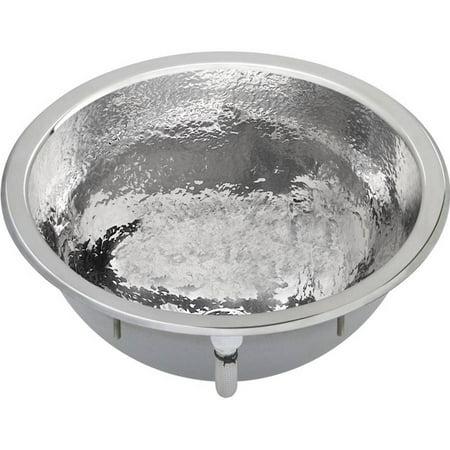 Elkay Scf16sh Asana Stainless Steel Single Bowl Dual Mount Sink