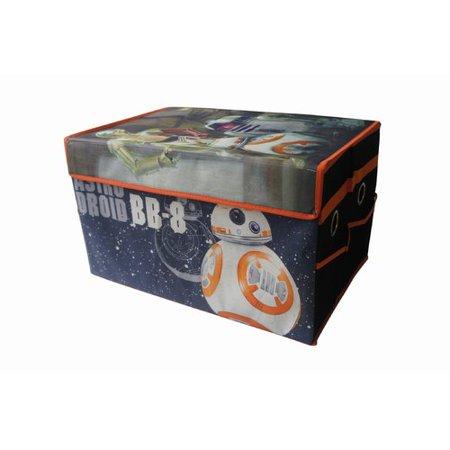Idea Nuova Star Wars BB8 Storage Accent Trunk (Trunk Or Treat Ideas For Church)
