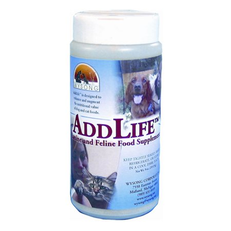 Wysong Addlife Dog Food Supplements