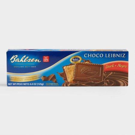 Bahlsen Leibniz Dark Chocolate Cookies (Pack of - Bahlsen Chocolate