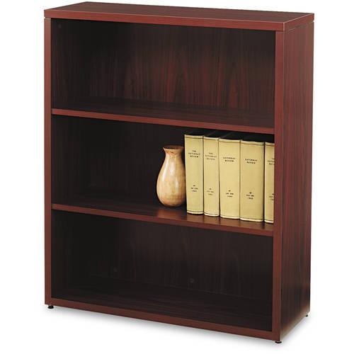 HON 10500 Series Laminate Bookcase, Three-Shelf, 36w x 13-1/8d x 43-3/8h