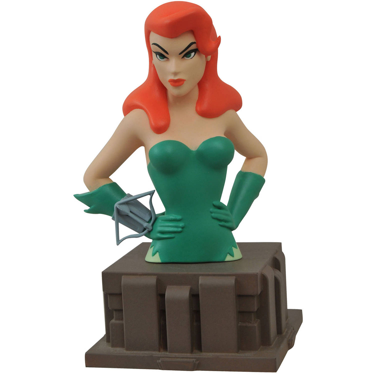 Diamond Select Toys Batman Animated Series Poison Ivy Bust