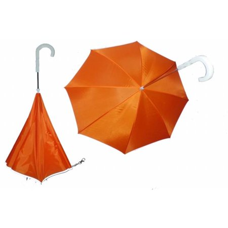 Pour-Protection Umbrella With Reflective Lining And Leash (Reflective Umbrella)