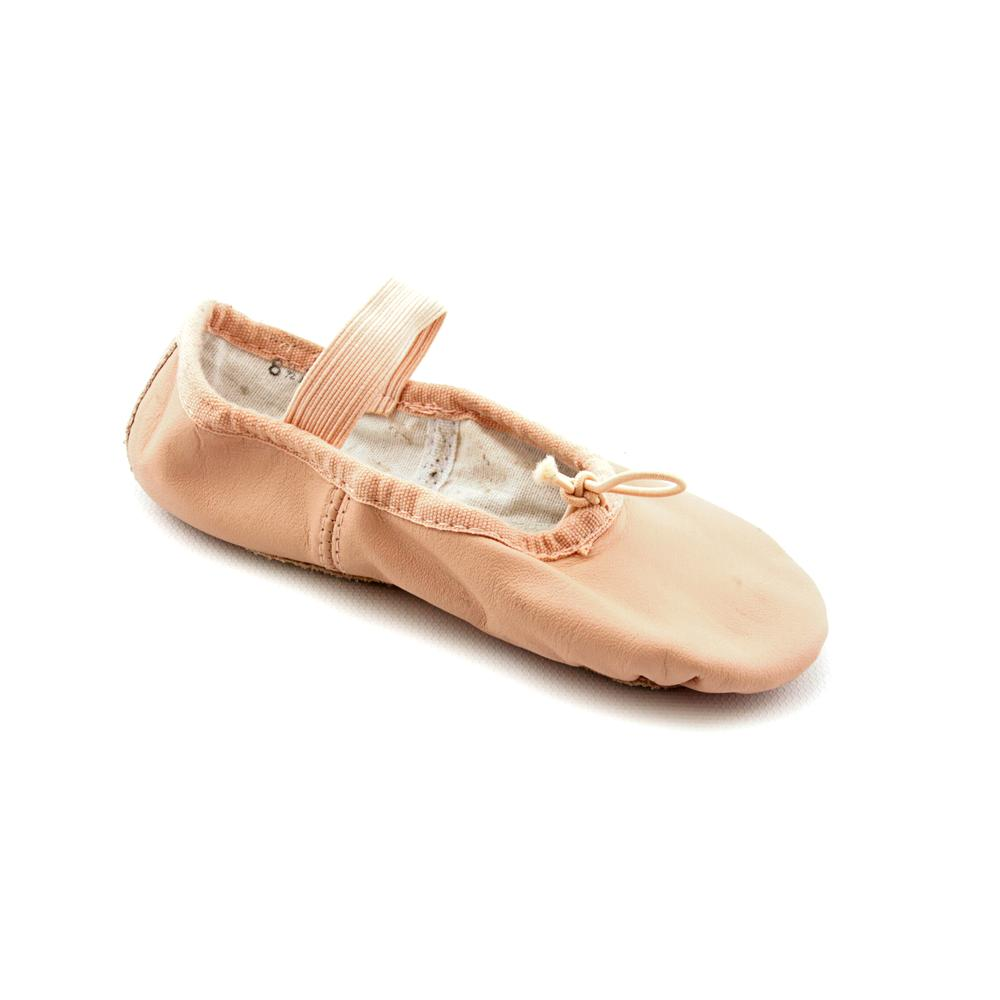 """Child """"Bunny Hop"""" Leather Full Sole Ballet Slippers by BLOCH"""