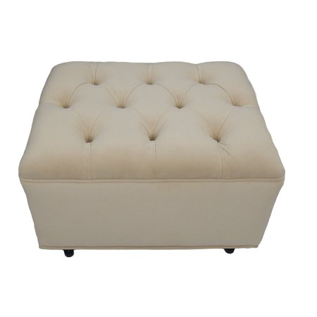 Life Style Furnishings Tres Chic Ottoman ()