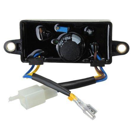Avr Voltage Regulator (Chinese Generator Voltage Regulator Rectifier Single Phase AVR Fit 2KW -)