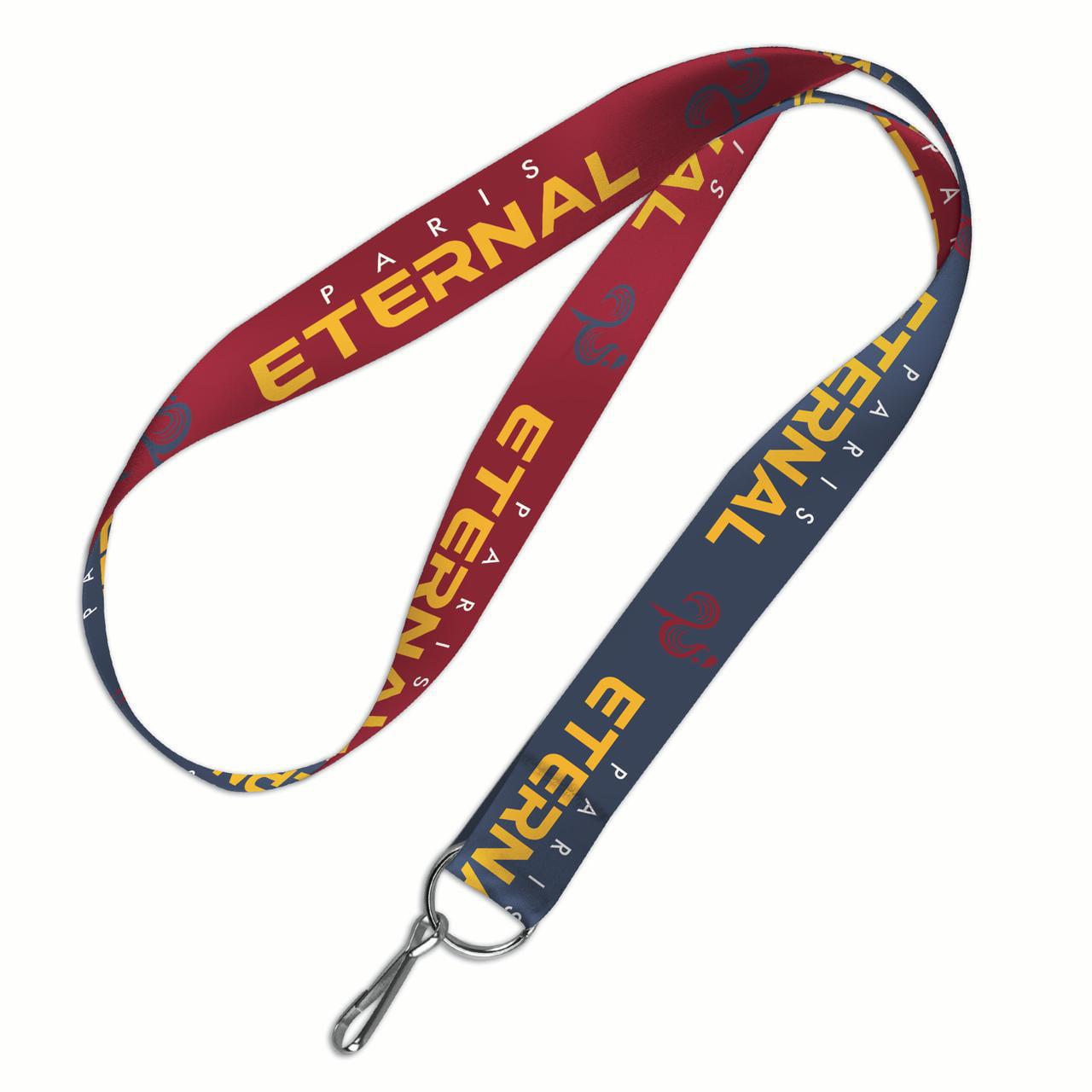 Paris Eternal WinCraft Wordmark Lanyard - No Size