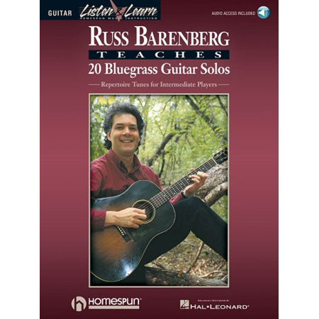Russ Barenberg Teaches 20 Bluegrass Guitar Solos