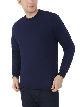 e60f7ec5 Free shipping on orders over $35. Free pickup. Product Image Fruit of the  Loom Big Men's Dual Defense EverSoft Crew Sweatshirt