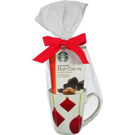 Starbucks Hot Cocoa Mix with Mug Holiday Gift Set ...