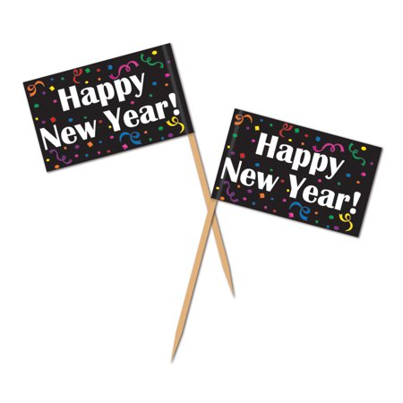Happy New Year! Picks (Pack of 12) - image 1 of 1