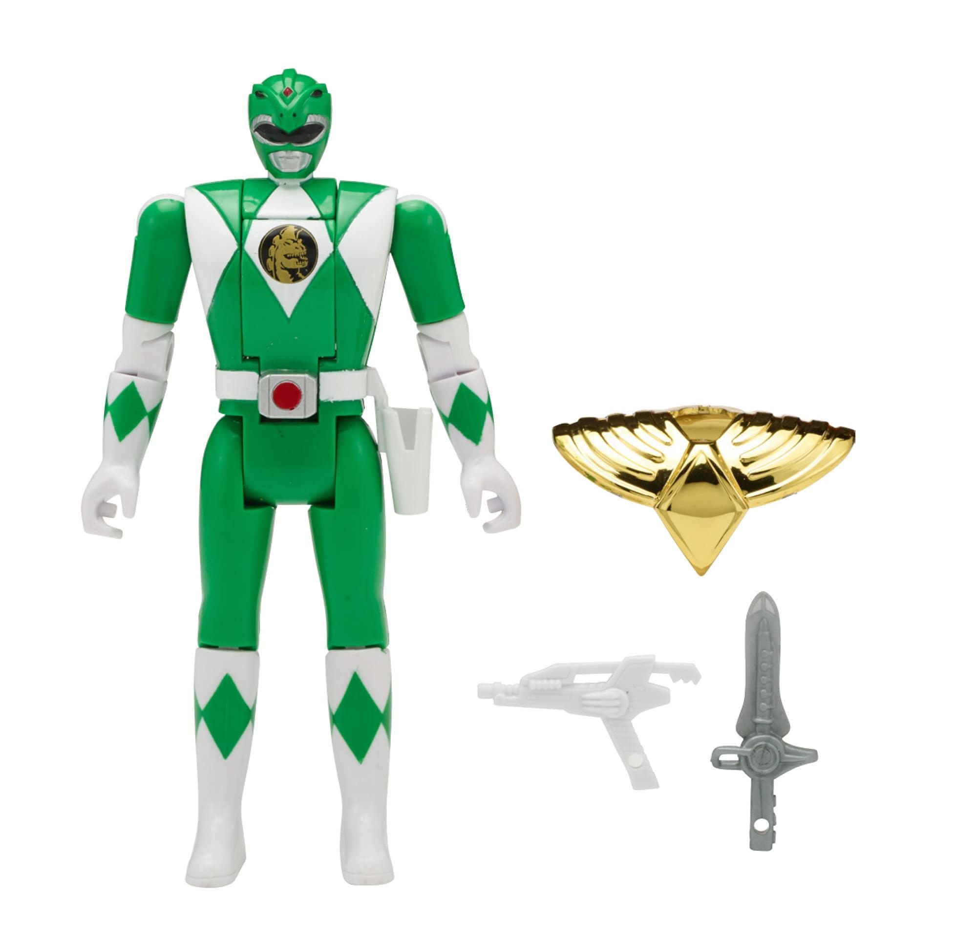 Bandai Power Rangers Mighty Morphin Head Morph Figure, Green Ranger by Bandai America