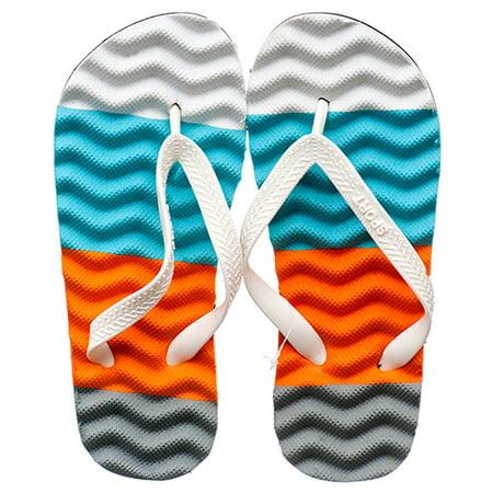 Bulk Flip Flops (New 373367  Hs Sandal Eva W / Asst Colors (48-Pack) Swim Cheap Wholesale Discount Bulk Seasonal Swim)