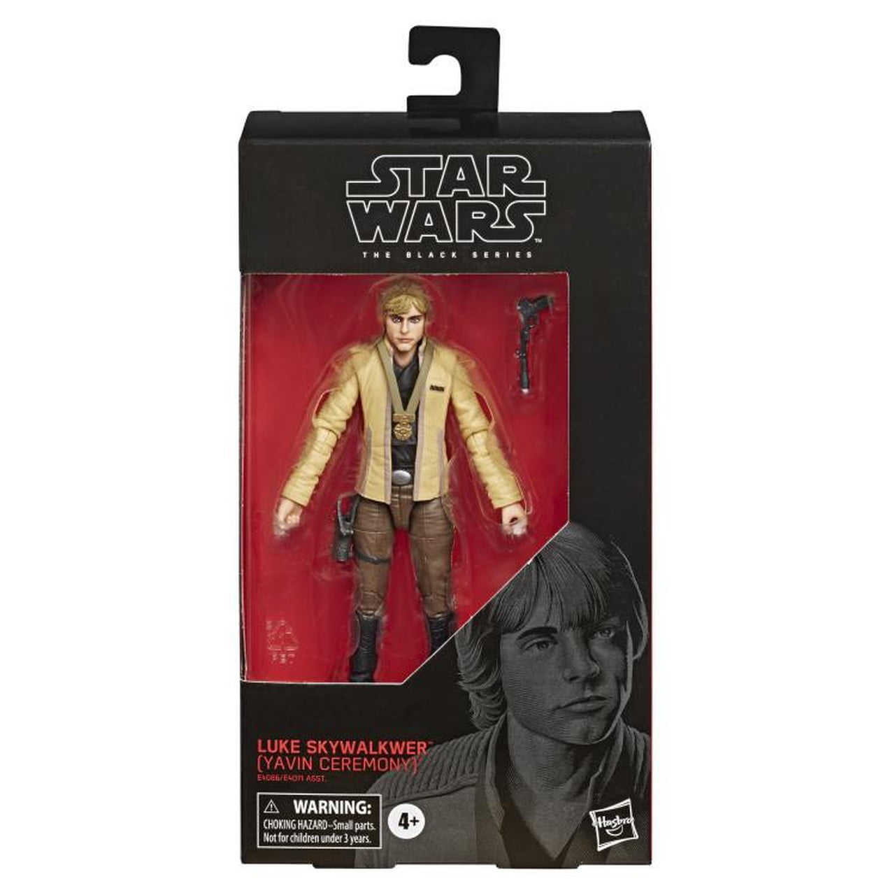 Star Wars The Black Series Luke Skywalker Yavin Ceremony