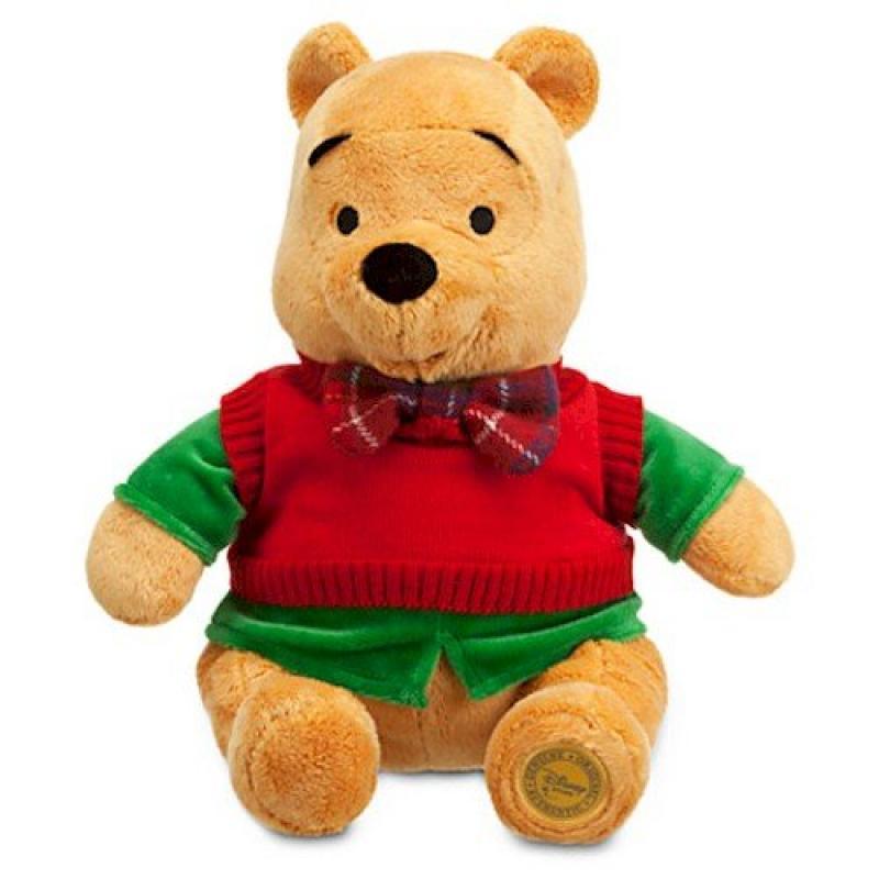 Disney Winnie the Pooh Plush Holiday 12'' by Disney