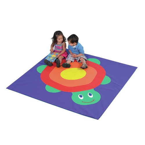 Children's Factory Turtle Hatchling Floor Mat