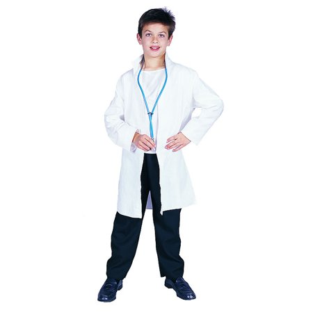 Doctor Childrens Lab Coat (Halloween Lab Ideas)