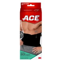 ACE Brand Contoured Back Support