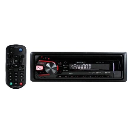 New Kenwood KDC-BT318U In-Dash 1-DIN CD AUX/USB MP3 Car ... on kenwood kdc 2019 wiring harness, kenwood kdc mp232, kenwood home stereo system, kenwood car audio,