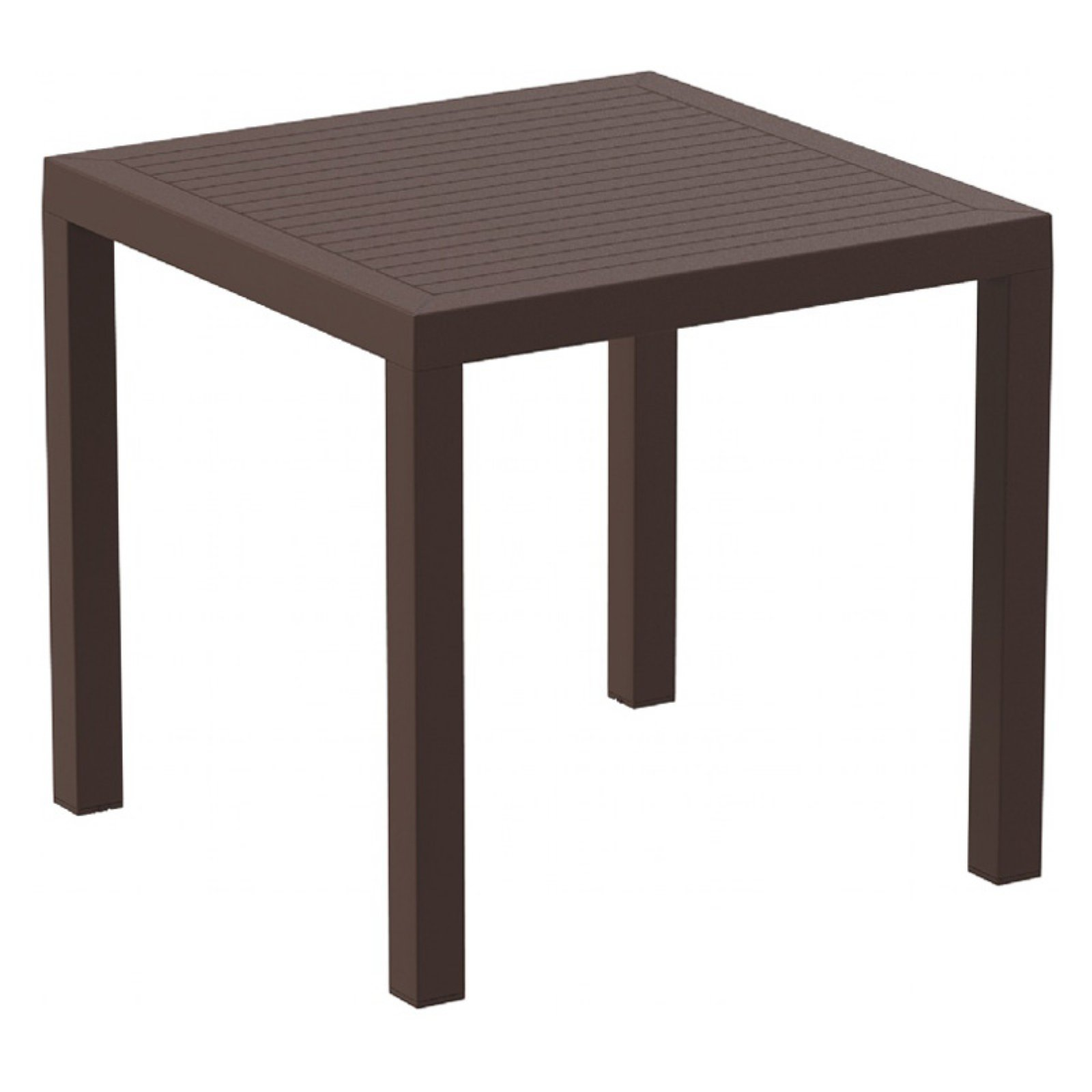 Compamia Ares Resin Square Patio Dining Table