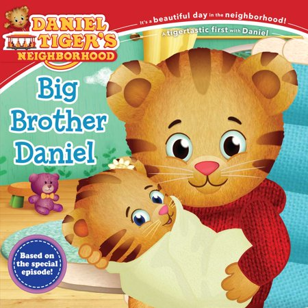 Big Brother Daniel (Board Book) - Daniel Tiger Fabric