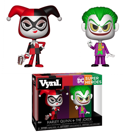 Funko VYNL: DC - Harley Quinn and Joker for $<!---->