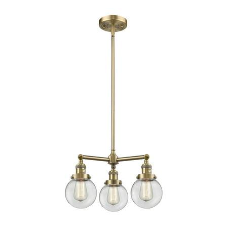 Innovations 3-LT Vintage LED Beacon 19