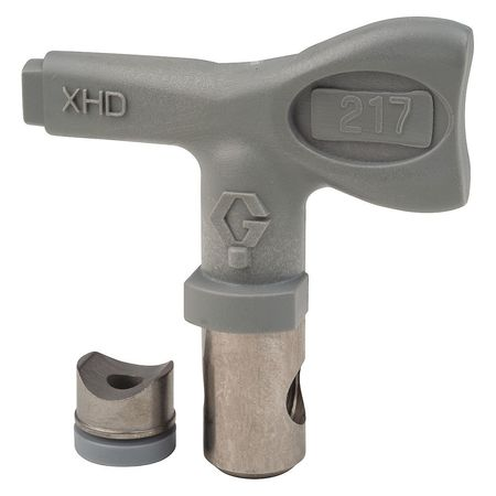 Graco XHD217 Airless Spray Gun Tip, Tip Size 0.017 In