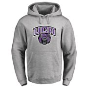 Central Arkansas Bears Classic Primary Logo Pullover Hoodie - Ash