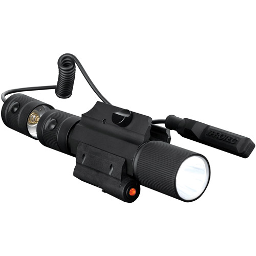 NEBO Tools - 6086 iProtec RM400LSR LED Firearm Light w/ Laser