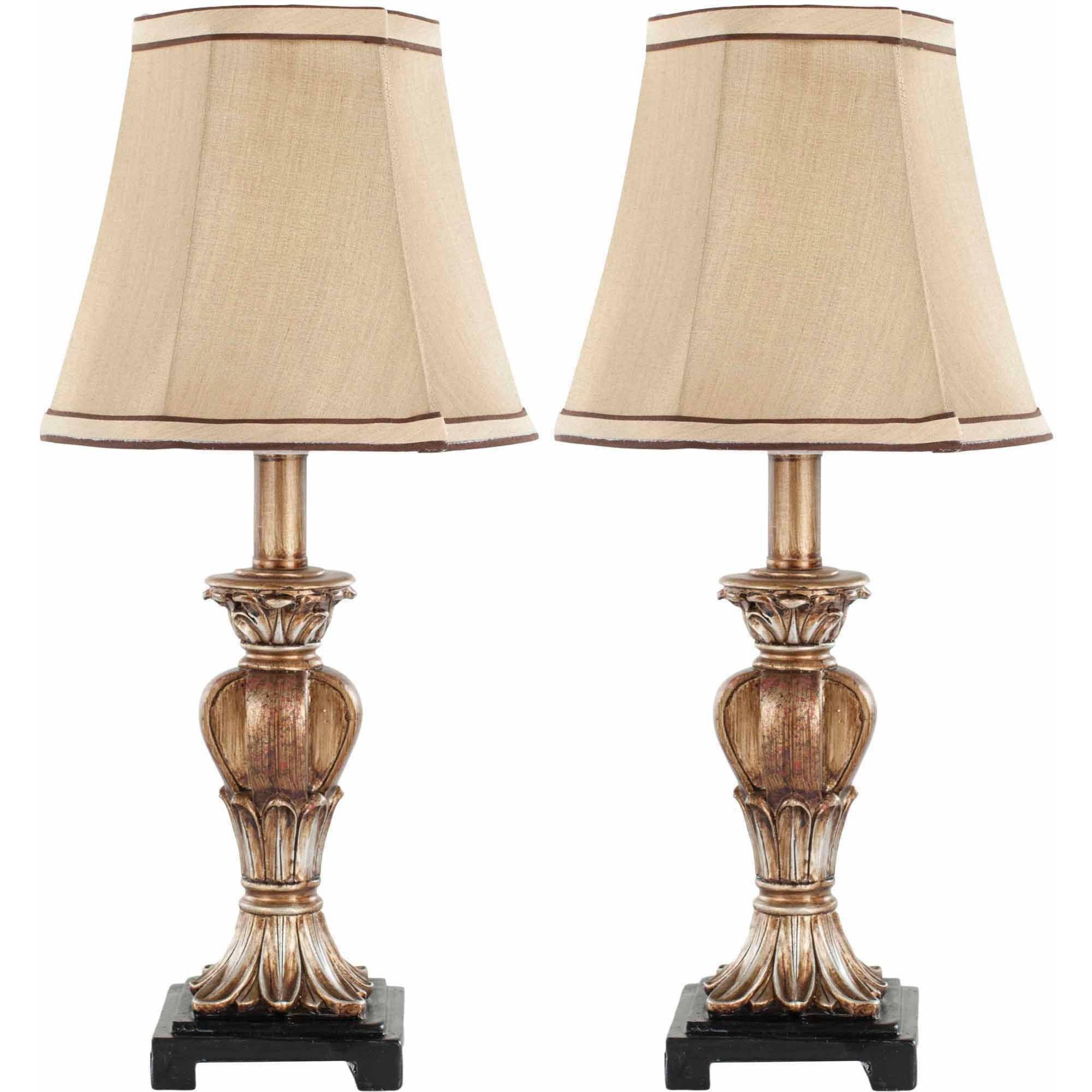 Safavieh Gabriella Mini Urn Lamp, Set of 2 by Safavieh