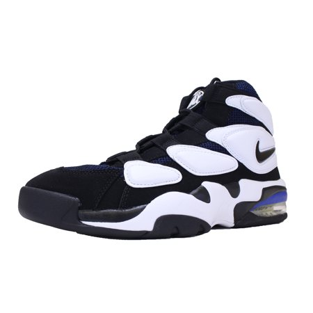 2178855d73c Nike - NIKE AIR MAX 2 UPTEMPO 94 DUKE SZ 8 WHITE BLACK ROYAL BLUE 922934 101  - Walmart.com