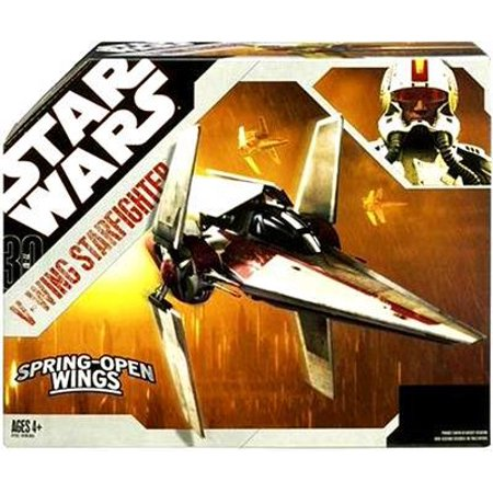 Star Wars 2007 30Th Anniversary V Wing Fighter