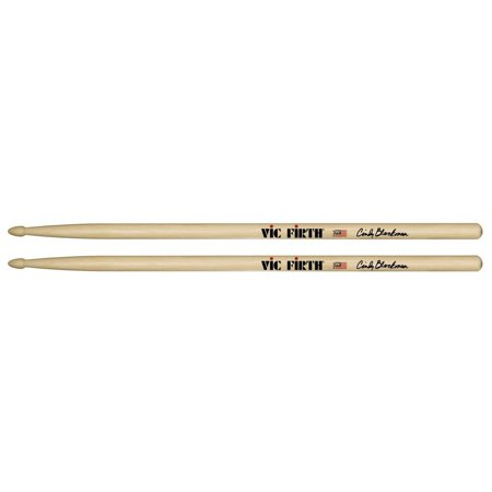 """Cindy Blackman Signature Drumsticks, Length: 16"""" By Vic Firth Ship from US"""