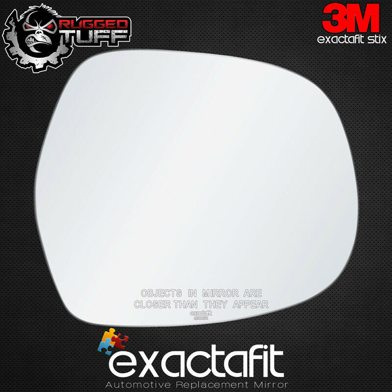 New Replacement Passenger Side Mirror Glass W Backing Compatible With 2012 2013 2014 Honda Civic Sold By Rugged TUFF