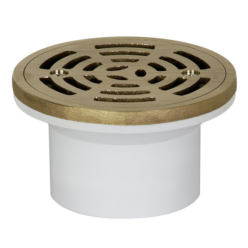 Sioux Chief 2 or 3 in. Dia. PVC General Purpose Floor Drain by Sioux Chief