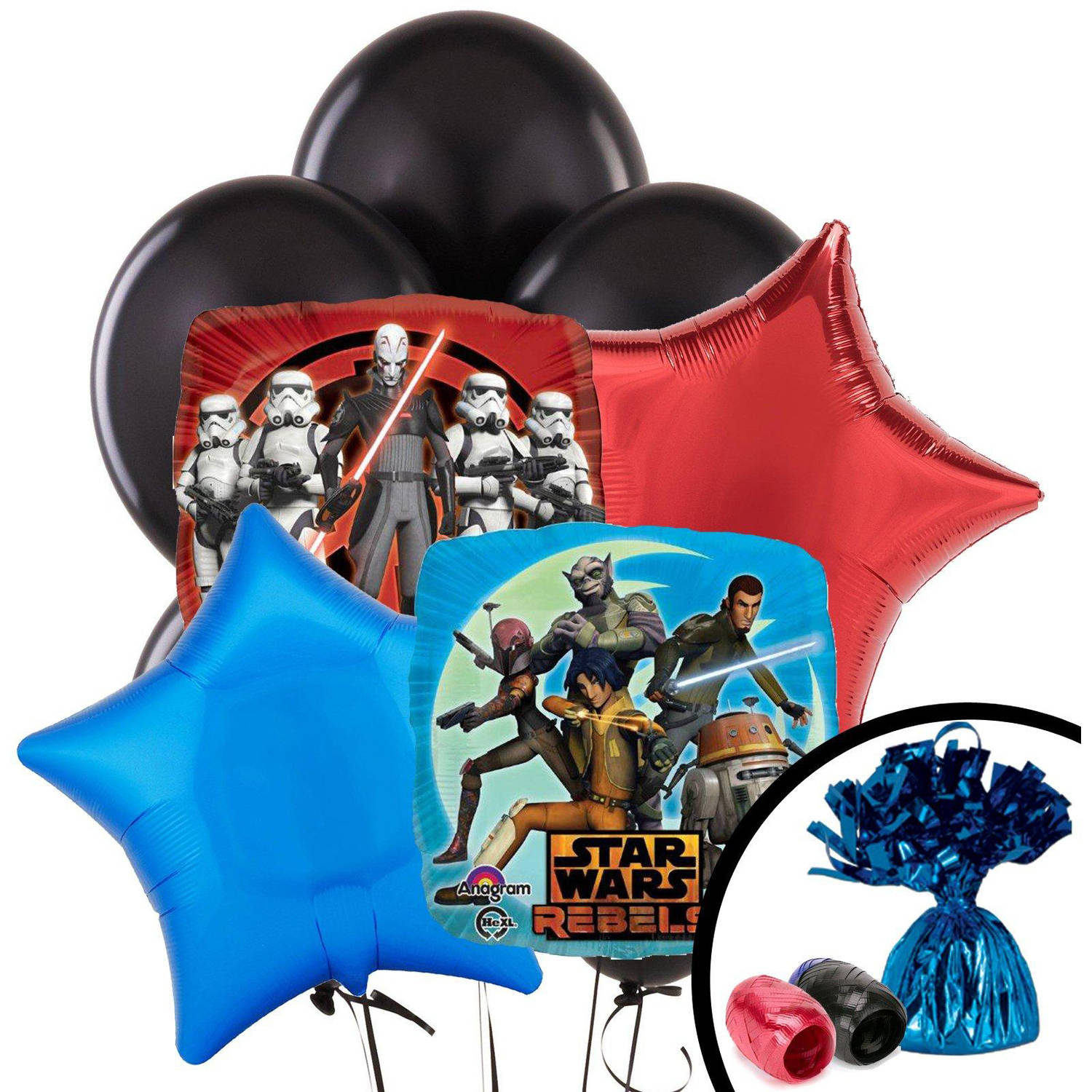Star Wars Rebels Balloon Bouquet