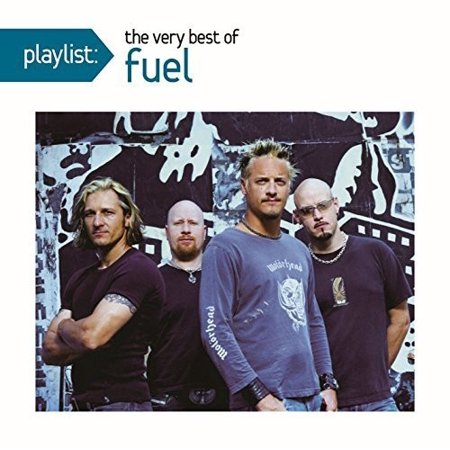 Fuel - Playlist: The Very Best of Fuel [CD]