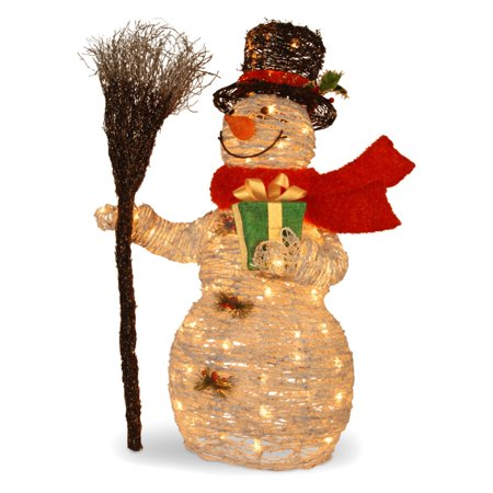 Snowman Outdoor Light (National Tree 35