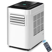 Costway Portable Air Conditioner 10000BTU AC Unit & Dehumidifier LCD W Remote Control