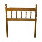 Bernards Pine Spindle Headboard - Twin/ Full