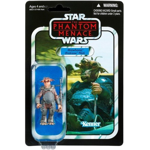 Star Wars Vintage Collection 2012 Mawhonic Action Figure [Podracer Pilot]