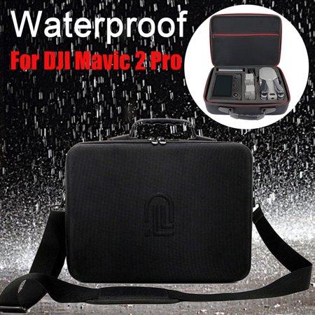 Waterproof Jack - JACK Hardshell Shoulder Waterproof Box Suitcase Bag For DJI Mavic 2 &Smart Controller