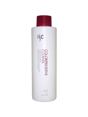 Color Preserve Cleanse Shampoo, By Iso, 33.8 Oz