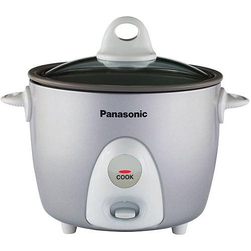 Panasonic .83-Quart Rice Cooker
