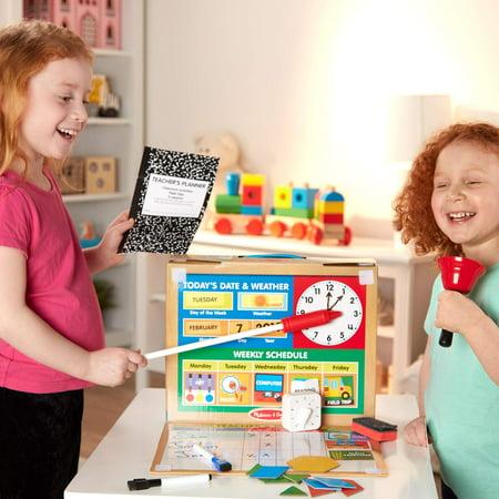 Melissa & Doug - 8514 | School Time! Classroom Play Set - image 2 of 4